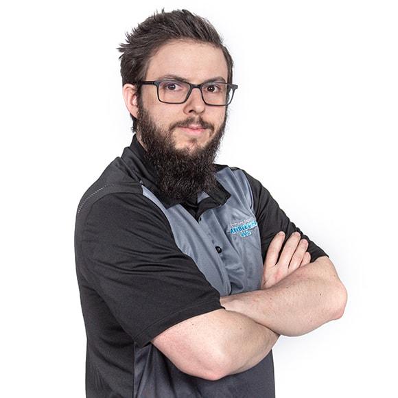 Charles Bélisle - Affûteur d'outils de coupe
